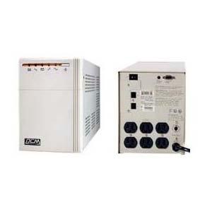Powercom KIN-2200AP, 6UPS+0Surge 2200VA/1320W