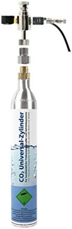 Adapter: SodaStream auf CO2-Flaschengewinde