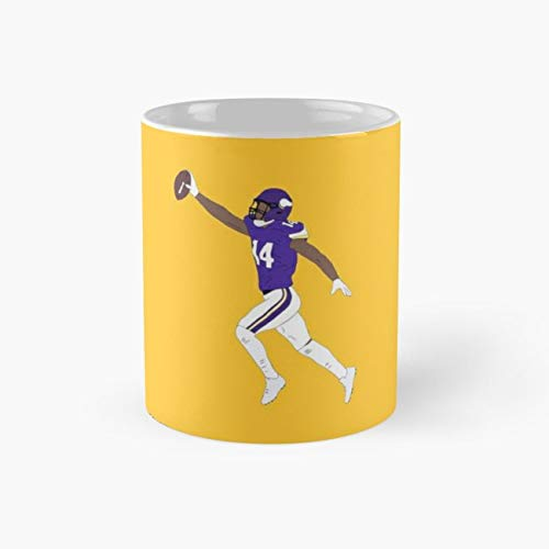 (Stefon Diggs Game Winner Mug, nfl Cup, 11 Ounce Ceramic Mug, Perfect Novelty Gift Mug, Funny Gift Mugs, Funny Coffee Mug 11oz, Tea Cups)