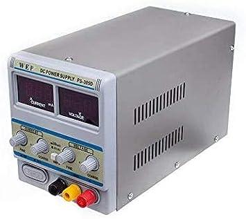 220V Regelbar Labornetzgerät Netzteil DC Trafo Netzteil Netzgerät 0-30V 0-10A DE