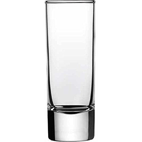 Arcoroc Shot Glass Island 6cl, without filling mark, 12 Glasses