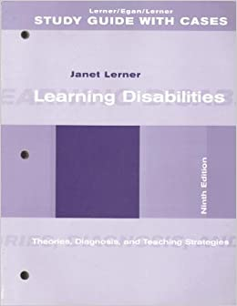 learning disabilities pdf teaching strategies