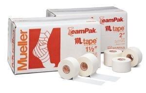 M Tape by Mueller, 1'' x 10 Yds. - #130104 One Case of 48 rolls