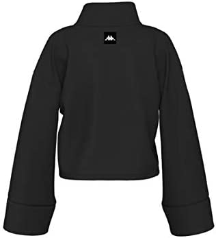 Kappa Authentic JPN Doxi Sweatshirt, Schwarz, KAP_311183W A01