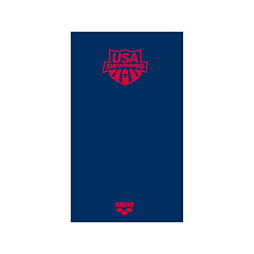 Arena Usa Swimming Towel, Galassia, Nsmall