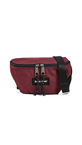 Eastpak Women's Springer Belt Bag, Crafty Wine, Purple, Red, One Size