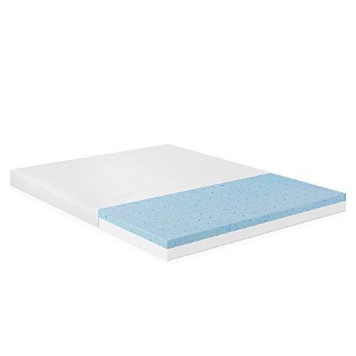 Furinno Angeland 4-Inch Gel Infused Memory Foam Mattress ...