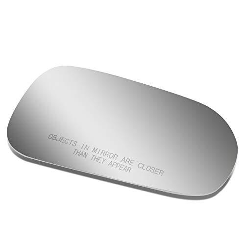 Passenger/Right Side Door Rear View Glass Lens Replacement for 98-02 Honda Accord - Oem Accord Honda Mirror Door