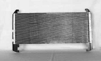 TYC 3009 Chevrolet Prizm Parallel Flow Replacement Condenser