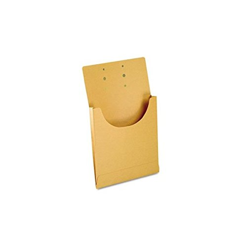 Pendaflex Expandable Retention Jackets - Expandable Retention Jackets, Legal/Letter, Kraft Brown, 100/Box, Sold as 1 Box