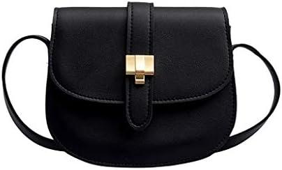 Crossbody Saddle Bag Women Lady Leather Crossbody Bag Small