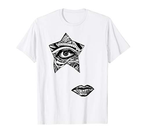 KISS - Tribal Starchild T-Shirt ()