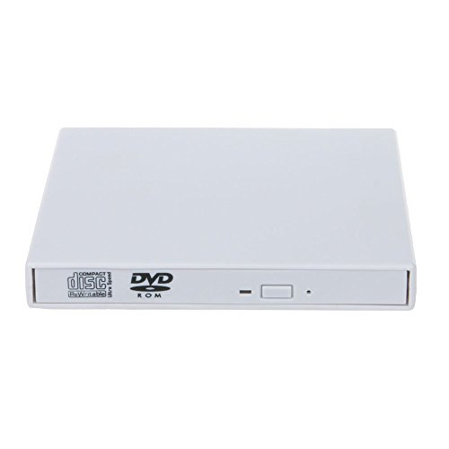 UPC 612068424973, MthsTec USB 2.0 External DVD Reader Drive CD Burner COMBO Player for Apple Mac,iMac, Desktop and Other Laptops, Windows 10 Compatible-white