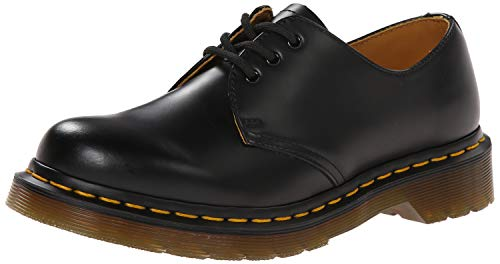 - Dr. Martens Women's 1461 Lace Up,Black,9 UK (US Women's 11 M)