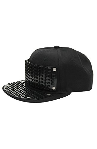 Bricky Blocks Black Snapback by (Creative Team Names And Costumes)