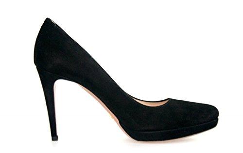 Bombas para Zapatos Cuero F0002 mujer Prada 008 1IP079 pwq10Ow