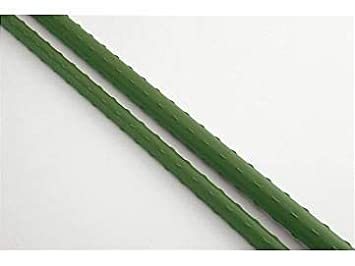 Exceptional Garden Stakes Green 210cm X 16mm By Greentree