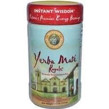 WISDOM OF THE ANCIENTS TEA,INSTANT YERBAMATE RYL, 2.82 OZ