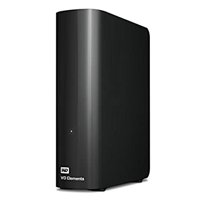 WD Elements Desktop Hard Drive