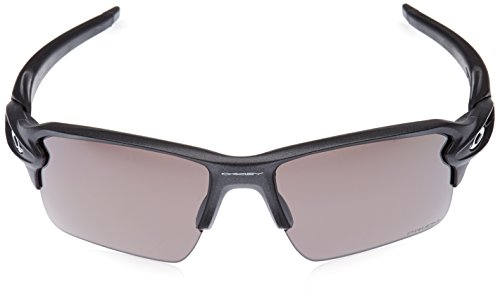 b3827c63f8 Oakley Men s Flak 2.0 XL Polarized Iridium Rectangular Sunglasses ...