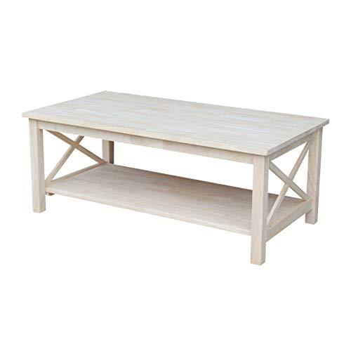 unfinished wood furniture - 1