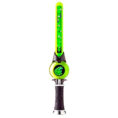 Of Dragons, Fairies, and Wizards Clawtor Hand Held Wand, Green: Toys & Games