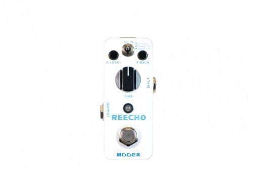 【安心発送】 【 並行輸入品】 Delay Mooer (ムーア) Audio Reecho Delay Reecho Audio B00JEFG3C6, トヨコロチョウ:579b694c --- a0267596.xsph.ru