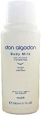 DON ALGODON BODY MILK 500 ML: Amazon.es: Belleza