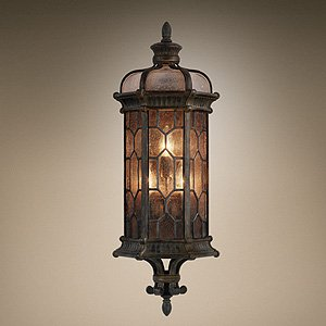 Outdoor Coupe - Fine Art Lamps 414981ST Devonshire Outdoor Coupe Light Mount