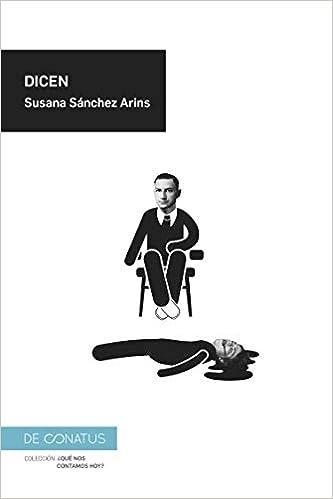 Portada de Dicen, de Susana Sánchez Arins