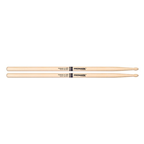 Promark Select Balance Forward Balance Drum Sticks, Wood Tip, .535