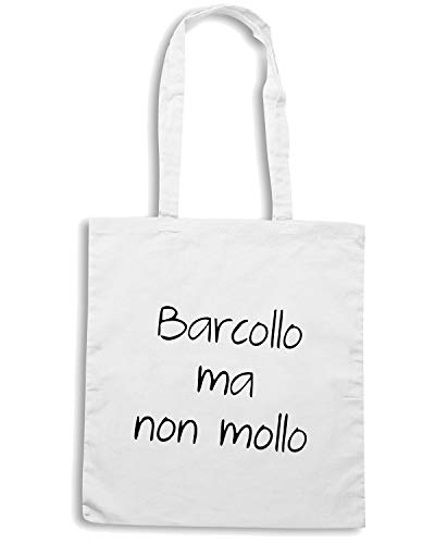Bianca MA Borsa TDM00031 MOLLO Shopper Shirt Speed BARCOLLO NON tYFwvBgxq