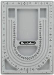 Beadalon Bulk Buy Bead Board 34 inch x 13 inch JBOARD34 (3-Pack) by Beadalon