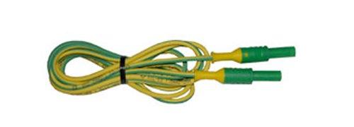 [해외]AEMC 2131.35 디케이 상자, 6 '길이 용 커넥터가있는 교체 용 안전 리드/AEMC 2131.35 Replacement Safety Lead with Connectors for Decade Box, 6` Length