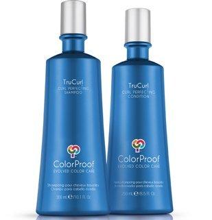 ColorProof TruCurl Curl Совершенствование Шампунь 10.1 OZ & Состояние 8,5 OZ Duo
