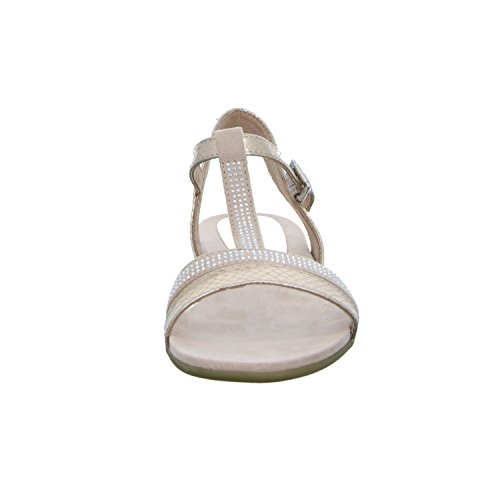 Marco Tozzi 2-2-28124-28-532 - Sandalias de vestir de Material Sintético para mujer 532ROSE METL.COMB