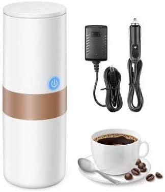 Aicok Cafetera Eléctrica Portátil Compatible con Cápsulas K-CUP y ...