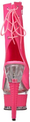 Neon Damen Pleaser ILLUSION Stiefelette 1018UV twqEPpq