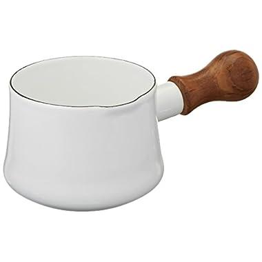 Dansk Kobenstyle Butter Warmer, White
