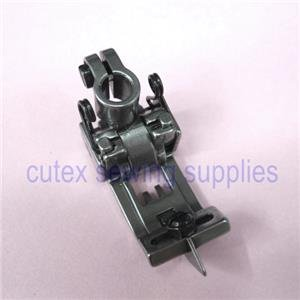 CUTEX SEWING Presser Foot For Industrial Coverstitch Machines, 3-Needles, 6.4MM With Regulate