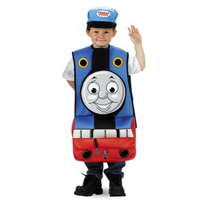 Thomas The Tank Halloween (Thomas the Train Classic - Fits up to size 6)