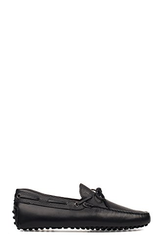 tods-mens-xxm0gw05470fljb999-black-leather-loafers