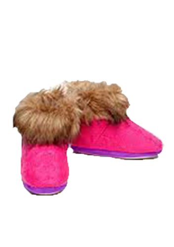 28586f7ddb04 kensie Slippers Faux Fur Girls (11 12