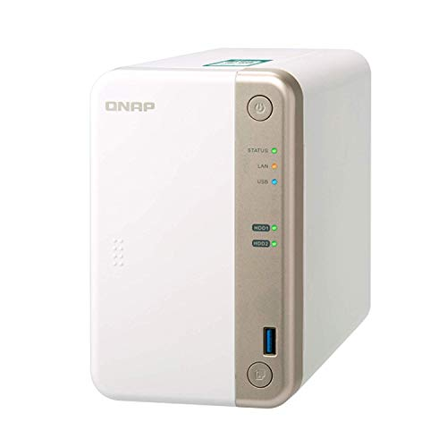 QNAP Bay Home/SOHO NAS with PCIe Expansion (TS-251B-2G-US) for sale  Delivered anywhere in USA