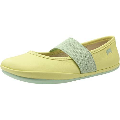 camper giallo infantili balletto chiaro Scarpe da pastello 46F0qn1w