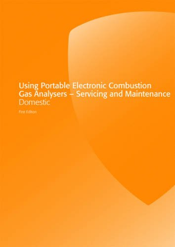 (Using Portable Electronic Combustion Gas Analysers: Servicing and Maintenance Domestic)