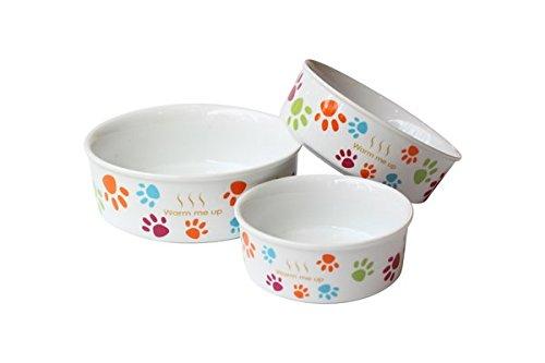 Warm Me Up Pet Food Dish (Pet Personalized Dish)
