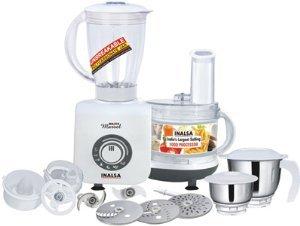 Inalsa Food Processor Maxie Marvel 800W (New Arrival 2016)
