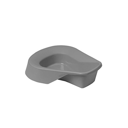 Medline Industries Inc. (n) Bed Pan Graphite W/O Cover Disposable by Medline Industries Inc.