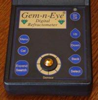 Gem-n-Eye Digital Refractometer